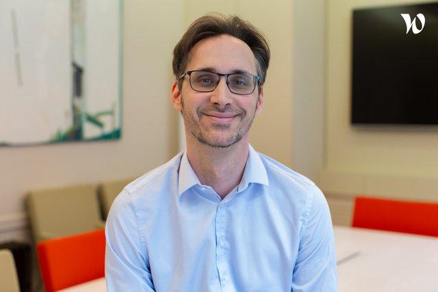 Rencontrez Bruno Messali, CEO - Okayo