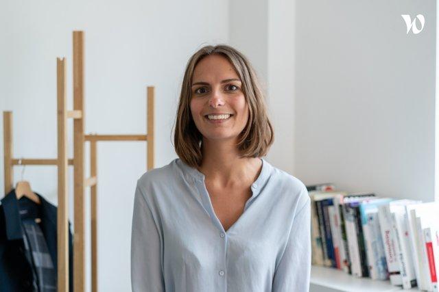 Rencontrez Anne Cécile, Consultante - ToMCo