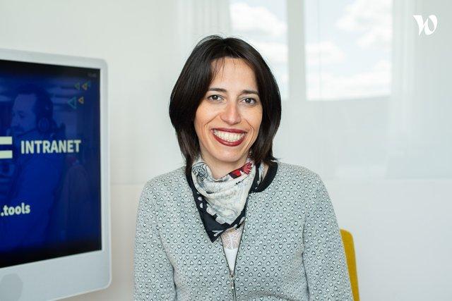 Rencontrez Nassira, Digital Sales Director - OVHcloud