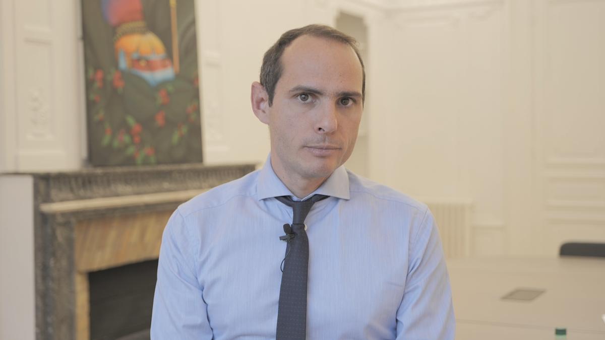 Rencontrez Pascal, Président fondateur - Fincley Consulting