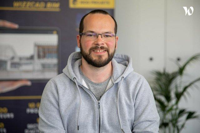 Rencontrez Julien, Directeur Technique - WIZZCAD