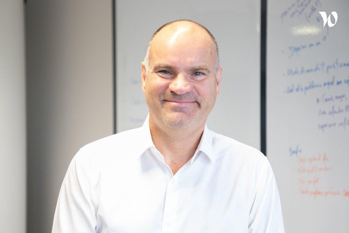 Rencontrez Thierry, VP Sales et Marketing - IZBERG