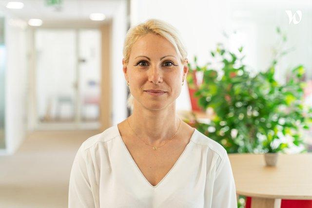 Rencontrez Margarita, Directrice conseil en activation programmatique - Weborama
