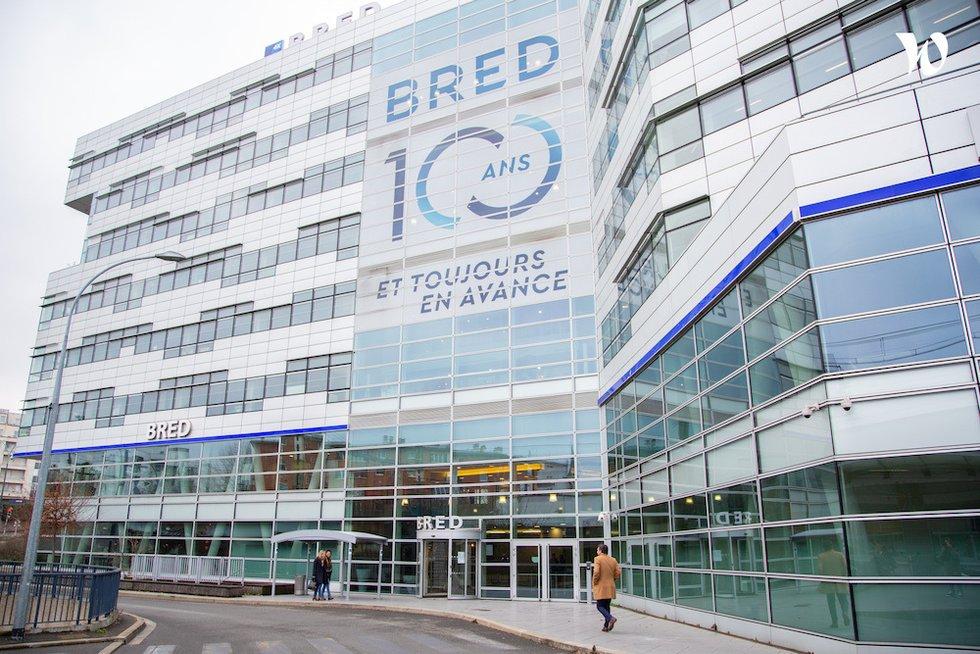 Découvrez la culture d'entreprise de la BRED - BRED Banque Populaire