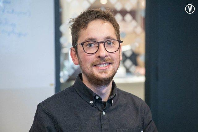 Rencontrez Martin, Customer Success Lead - Verteego