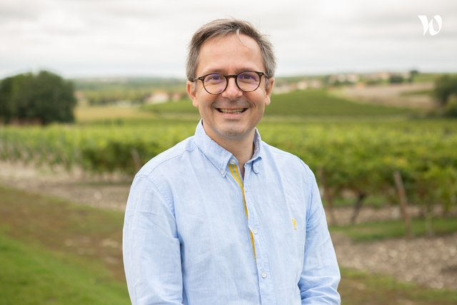 Rencontrez Thibaut, Directeur Développement des Talents - Rémy Cointreau