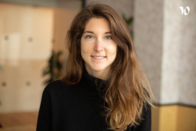 Rencontrez Mathilde, Talent Acquistion Manager - Lynkus