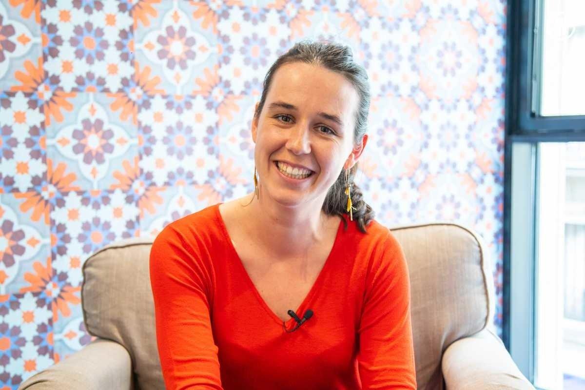 Rencontrez Ella, Directrice Générale : CEO - Green Soluce