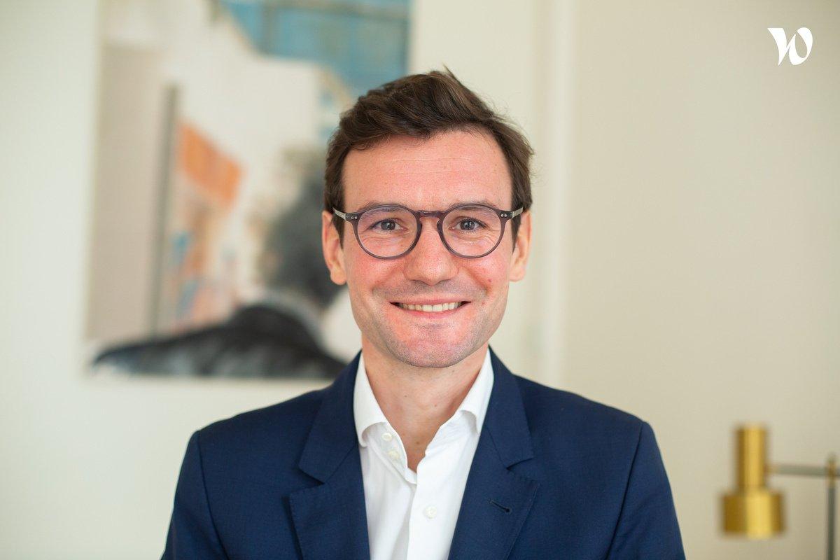 Rencontrez Thibault, Partner - Capitalmind