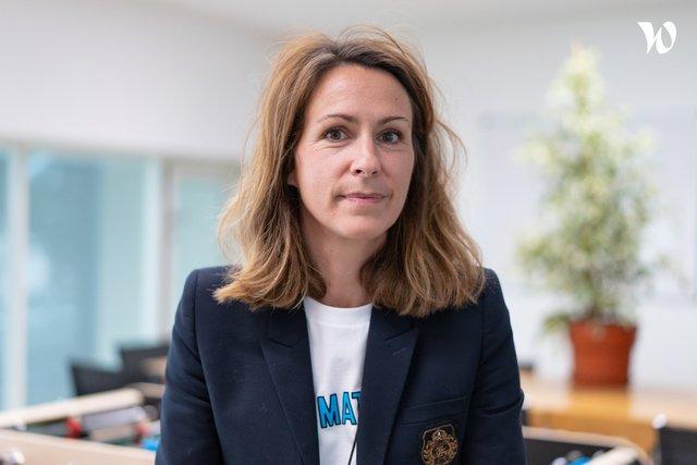 Rencontrez Séverine de Nazelle, Directrice Générale Adjointe - Mademoiselle Scarlett - Groupe Makheia
