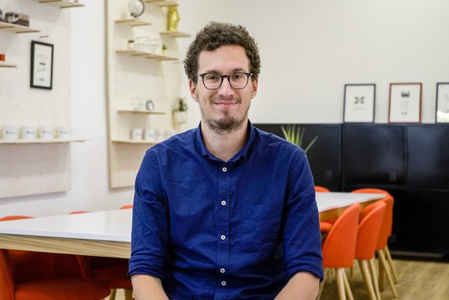 Rencontrez Édouard, Product Owner - Mobeye