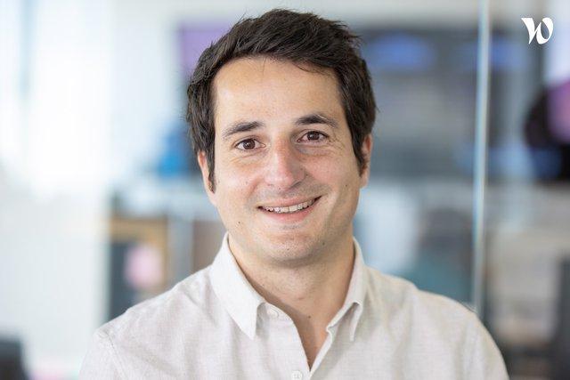 Rencontrez Benjamin, Directeur des marchés et de l'innovation - Voltalis