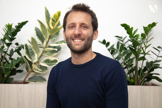 Rencontrez Renaud, Co fondateur - Pretto