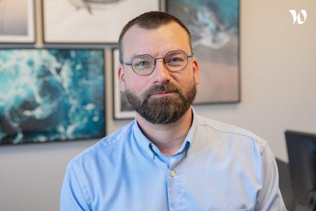 Rencontrez Mathieu, Directeur R&D - Axess Groupe