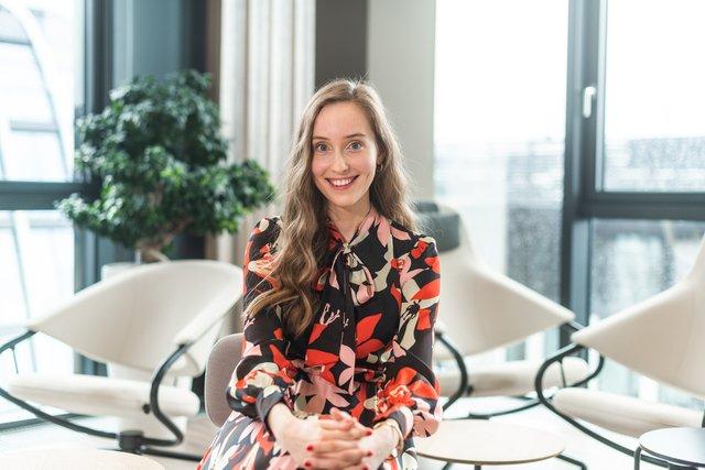 Andrea, Senior konzultantka, Business Consulting - EY Česká republika