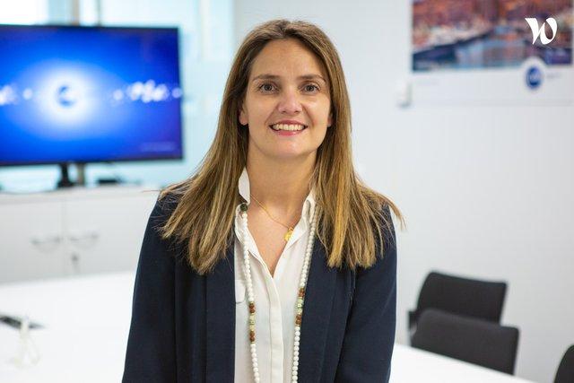 Rencontrez Delphine, Team Lead Sales CLICKDOC - CompuGroup Medical France