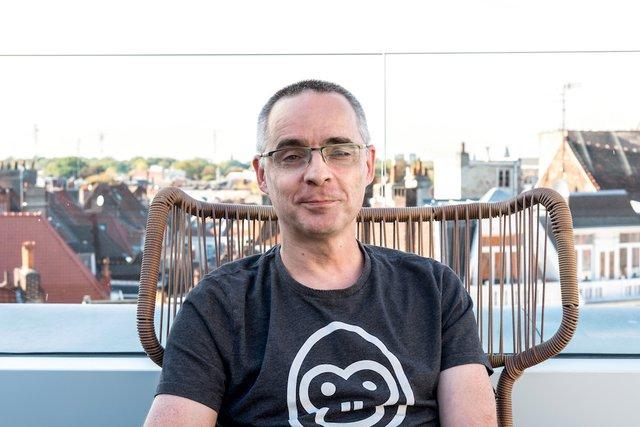 Rencontrez Grégory, CEO - Livingcolor