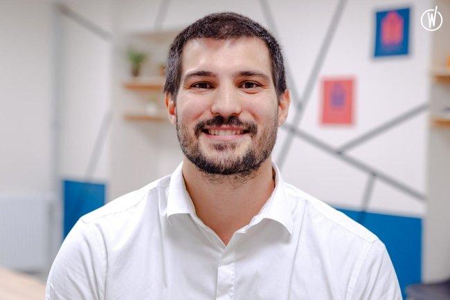 Rencontrez Pierre, Développeur Front End & Chef de projet - HACKTIV