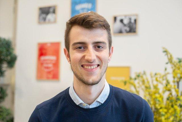Rencontrez Alexandre, Responsable Développement - Ticket for Change