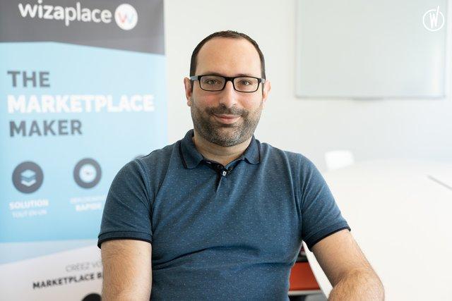 Rencontrez Eric, CEO - Wizaplace