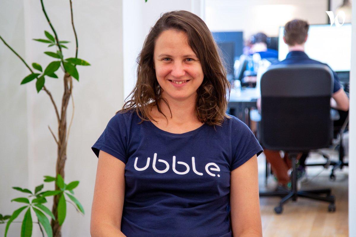 Découvrez Ubble avec Juliette, Co-fondatrice - Ubble
