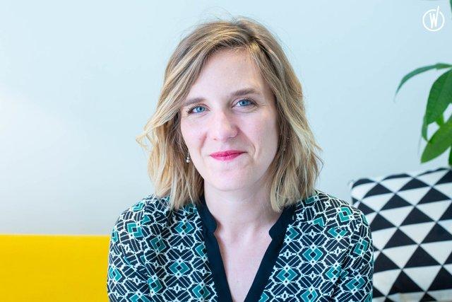Rencontrez Carole, Chef de Projet - RCA Factory