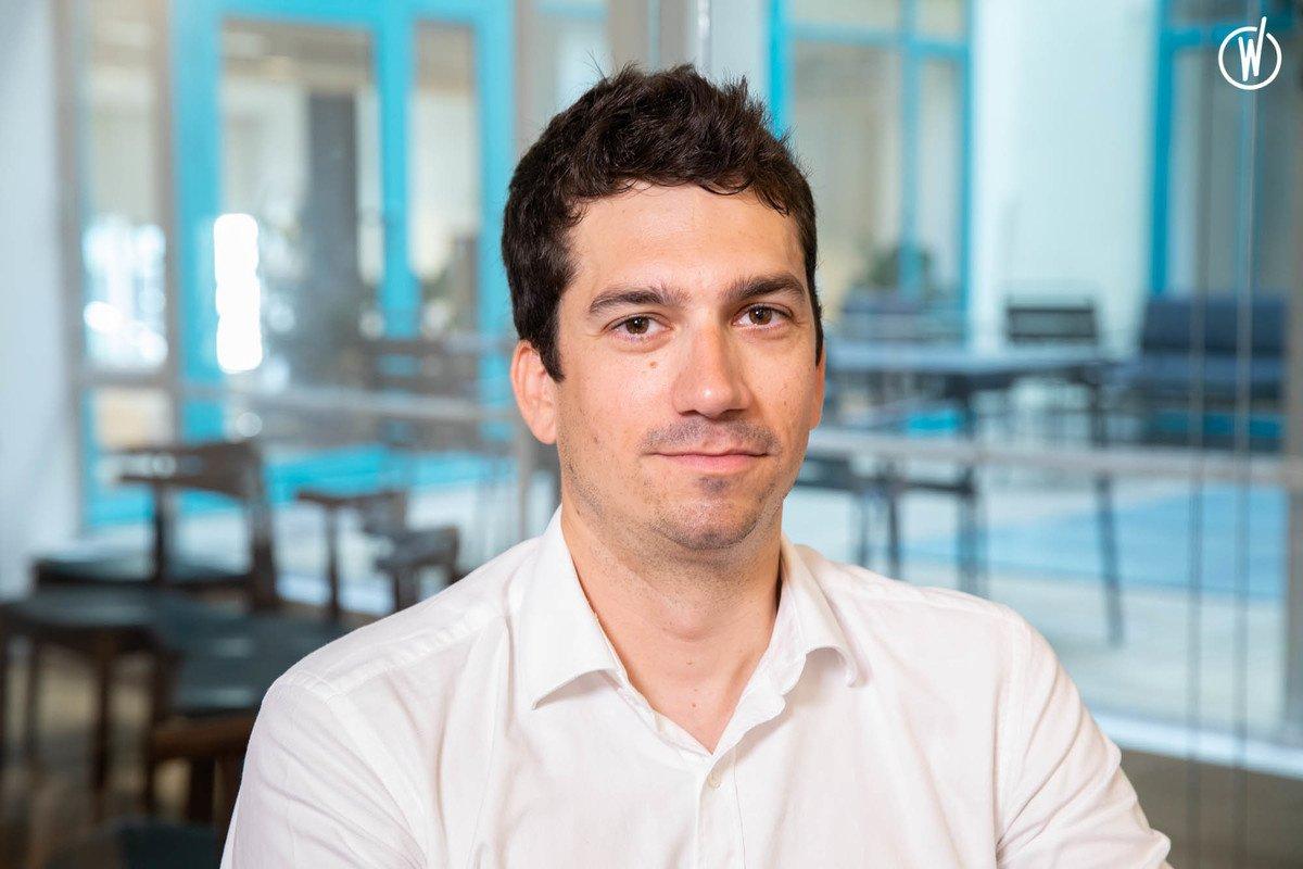 Rencontrez Emmanuel, CEO - Alsid