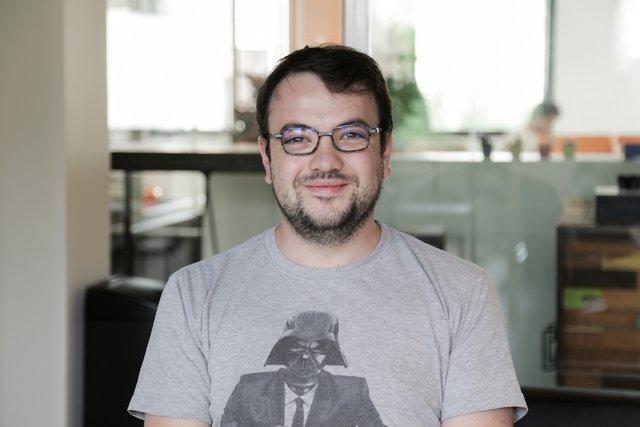 Rencontrez Florent, Développeur Back End & Lead de la Team Data - SFEIR