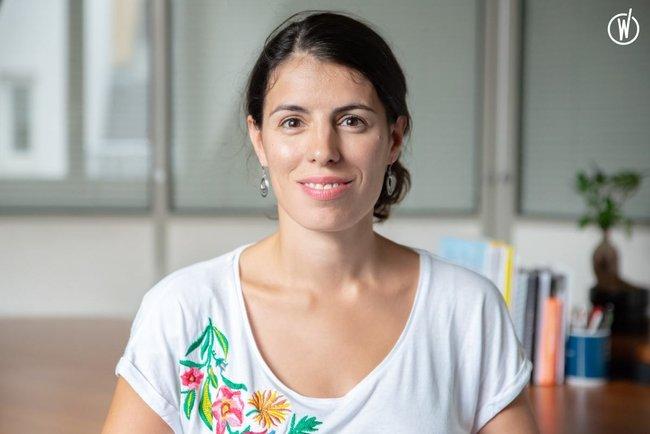Rencontrez Aline, Chef de Projet Marketing - Euro-Information Telecom