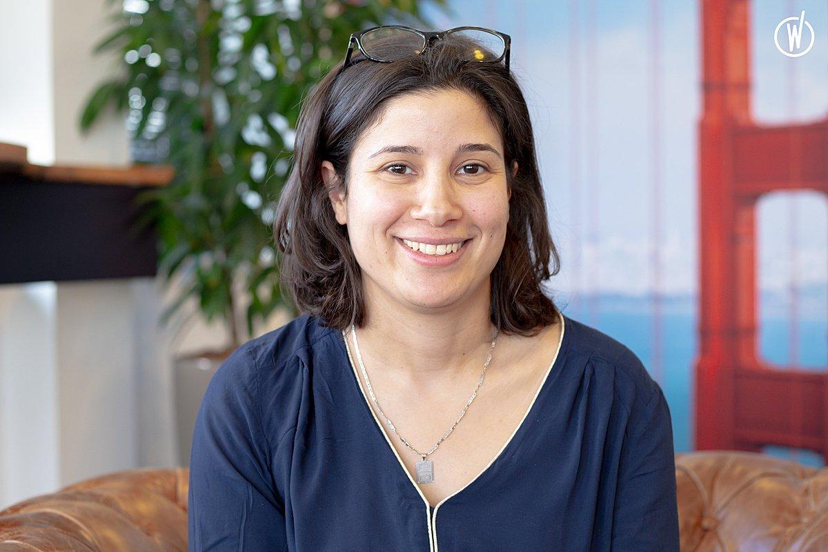 Rencontrez Maroua, Ingénieur en Computer Vision - VIALINK