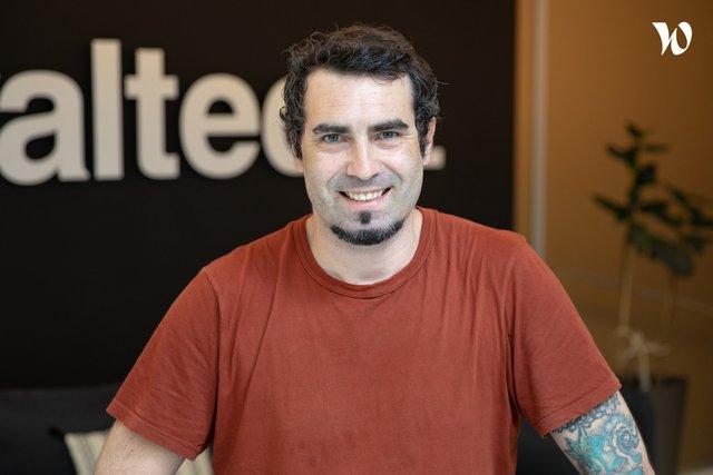 Rencontrez Gustavo Practice Lead Front End - Valtech