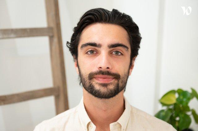 Rencontrez Victor, Directeur Relation Client - LiveMentor