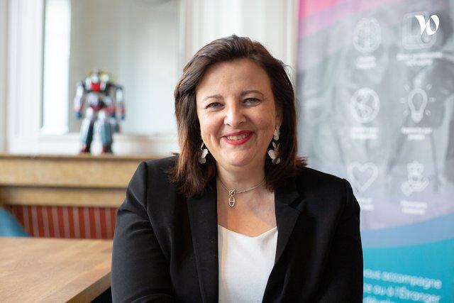 Rencontrez Christèle, CEO - ritchee