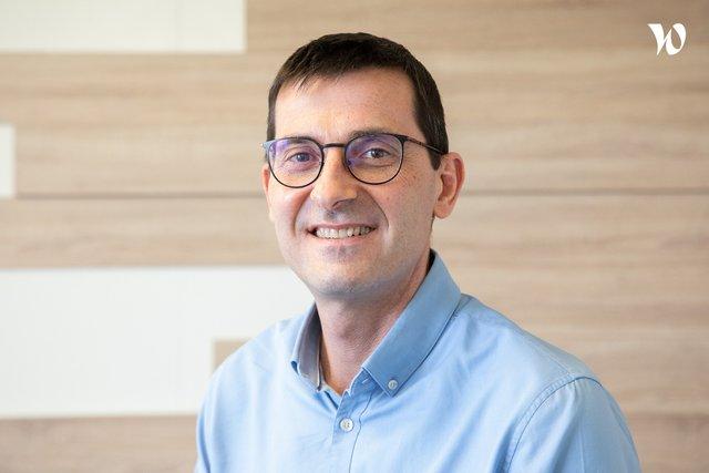 Rencontrez Jérôme, Fondateur  - Waste Marketplace