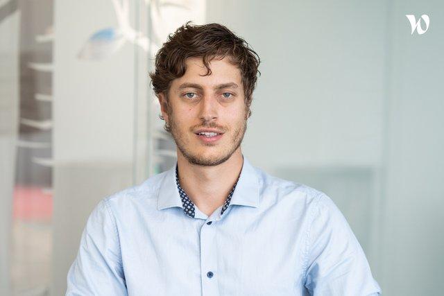 Rencontrez Quentin, Consultant - Hardis Group