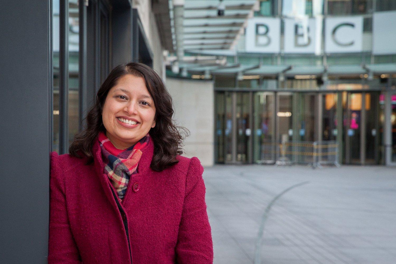 Nina Goswami, celle qui change le monde depuis la BBC
