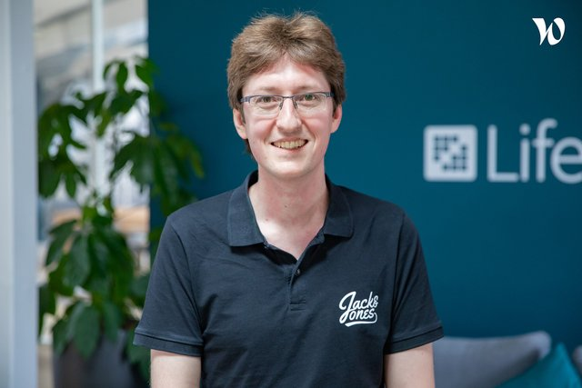 Rencontrez Fabian, Senior Consultant - Liferay