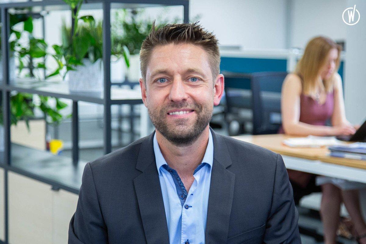 Rencontrez Guillaume, VP Channel Sales Southern Europe - Kyriba
