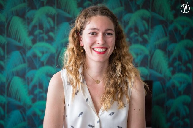 Rencontrez Amélie, Chargée d'études Sénior - BVA Group