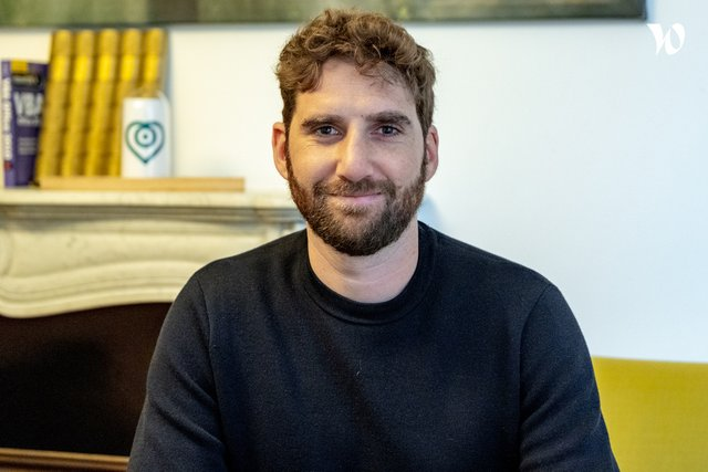 Rencontrez Nicolas, Cofounder - Medicalib