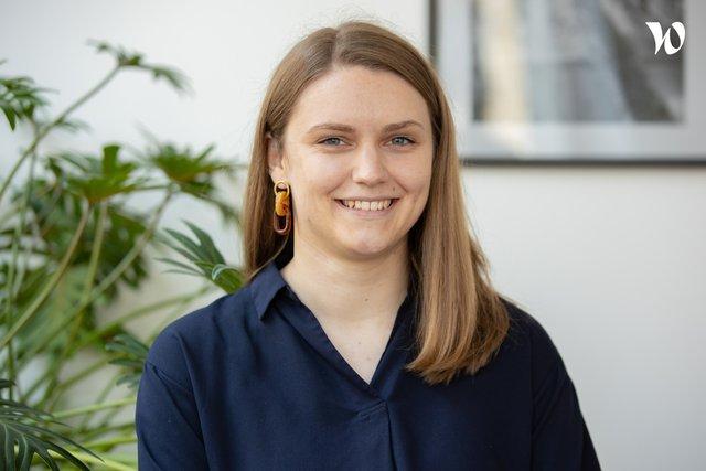 Rencontrez Solène, Head of Care - Pickme