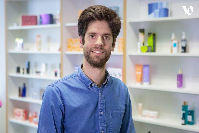 Rencontrez Quentin, Directeur Général et Co fondateur - Blissim