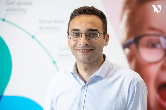 Meet Hamza, Business Intelligence Manager - Trace One