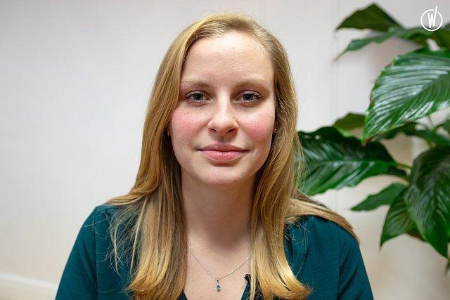 Rencontrez Claire, Chef de Projet Acquisition Digitale - MIF