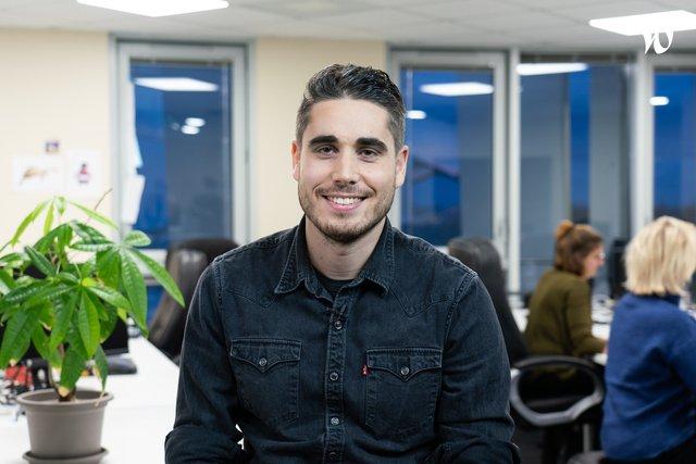 Rencontrez Arnaud, Conseiller en Formation - Studi - Digital Education for Life
