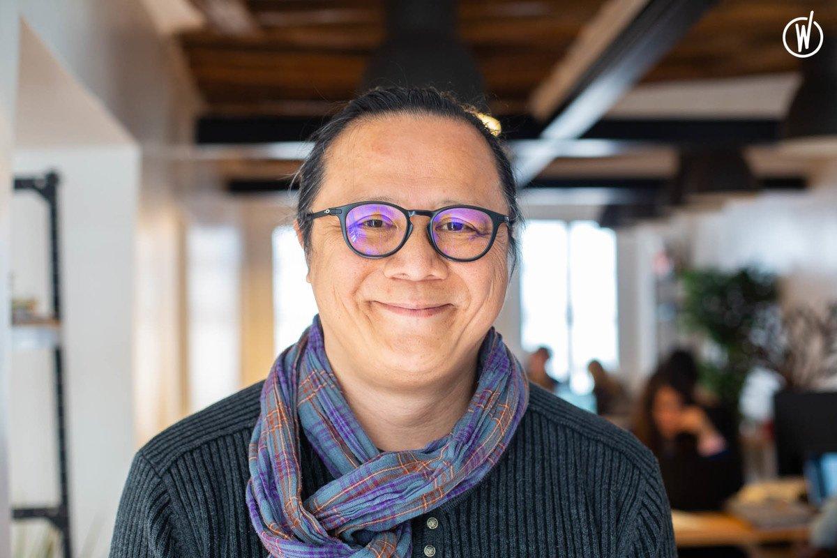 Rencontrez Minh, Co founder & CTO - Goshaba