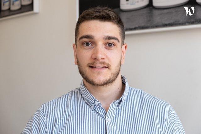 Rencontrez Alexis, Responsable Partenariats & Service Client - Nutrimuscle