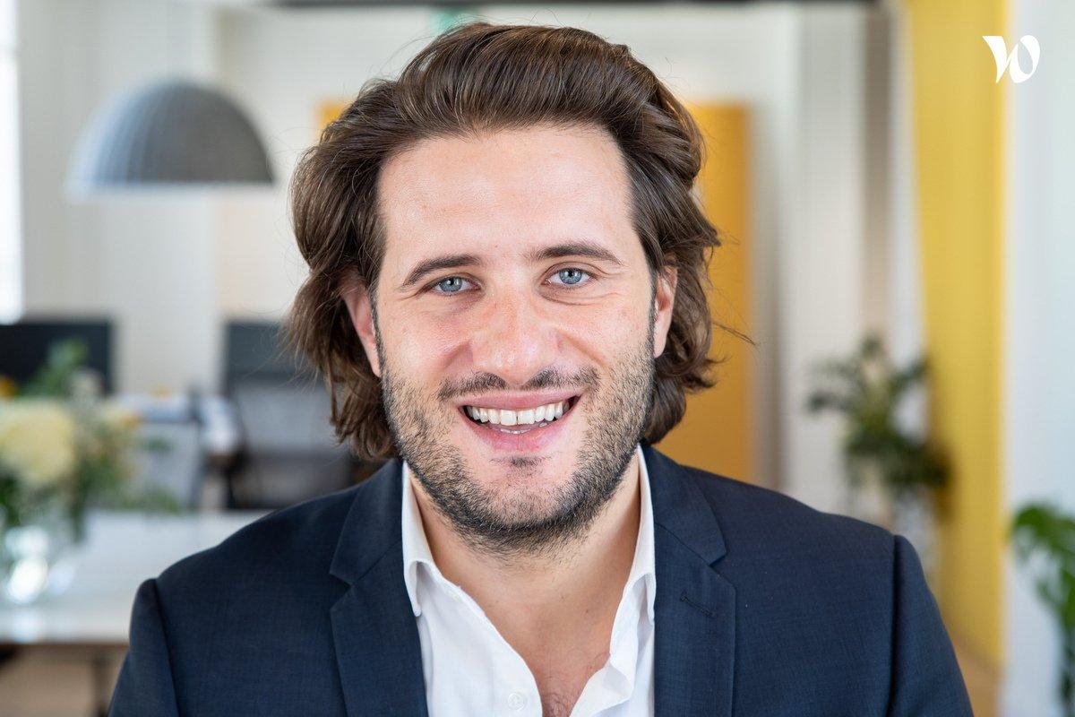 Rencontrez Adrien, Directeur du Développement - Les Nouveaux Héritiers