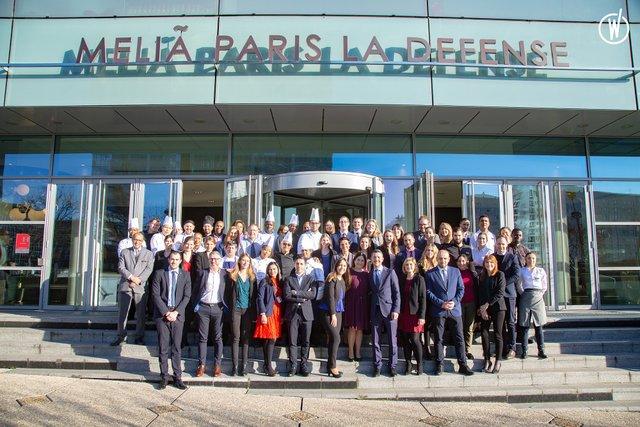 Hotel Melia Paris La Defense