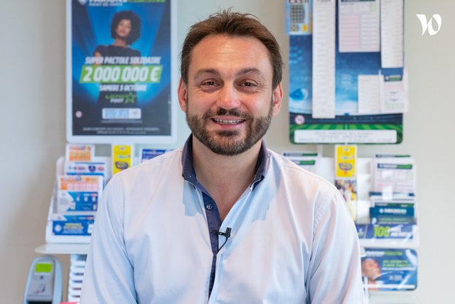 Rencontrez Philippe, Responsable opérationnel d'application - FDJ - La Française des Jeux